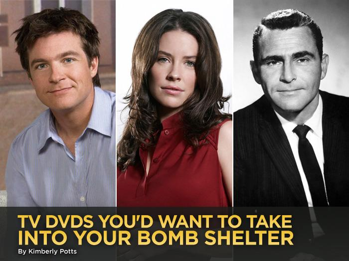TV DVDs You'd Want to Take Into Your Bomb Shelter