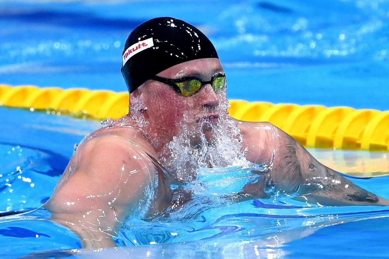 Adam Peaty bids to reinvent himself as he targets 200m gold at 2020 Tokyo Olympics