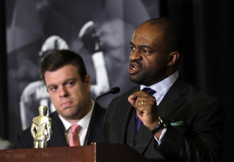 DeMaurice Smith could clinch another three-year term as chief of the NFLPA. (AP)