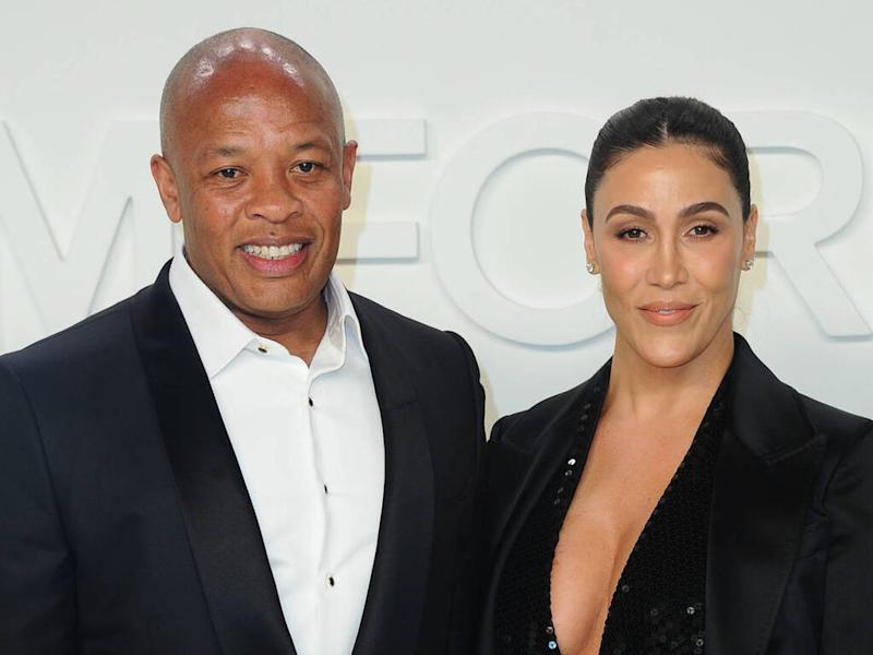 Dr. Dre's estranged wife claims rapper was 'abusive husband' amid bitter divorce battle