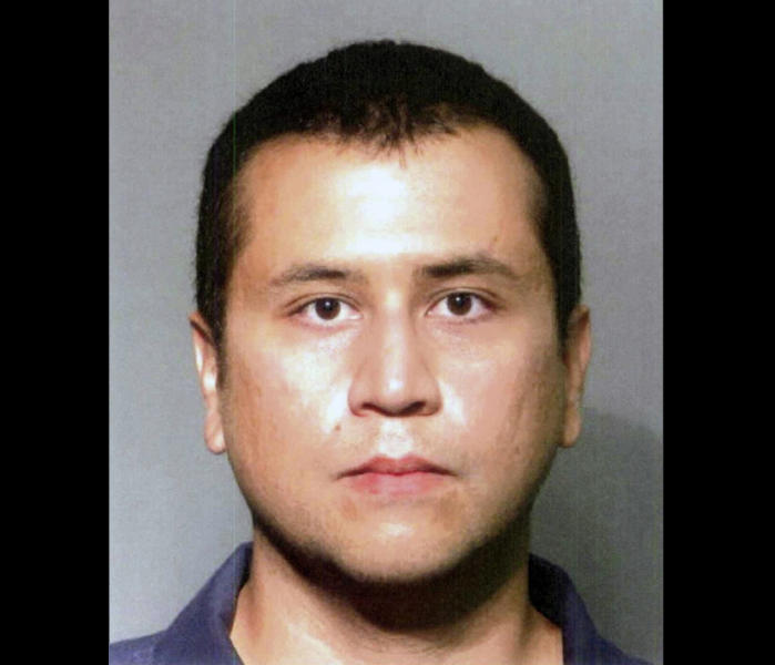 This booking photo provided by the Seminole County Sheriff's Office shows George Zimmerman. Zimmerman returned on Sunday, June 3, 2012, to the John E. Polk Correctional Facility in Sanford, Fla. after his bail was revoked. Zimmerman, 28, is charged with second-degree murder in the February shooting death of Trayvon Martin. Zimmerman's attorney says he will seek a new bond hearing. (AP Photo/Seminole County Sheriff's Office)