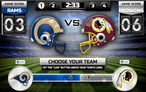 How Sports Teams Build Winning Facebook Apps