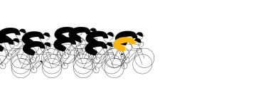 Copy of Copy of Tour de France - Animation - Breakaway