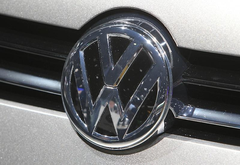 The US Justice Department's environment and natural resources division has opened a criminal investigation into Volkswagen (AFP Photo/Daniel Roland)