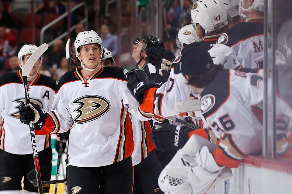 Injury bug takes massive bite out of Anaheim Ducks