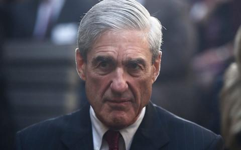 Robert Mueller, the former FBI director and special counsel investigating Trump campaign links to Russia - Credit: AP Photo/Charles Dharapak, File