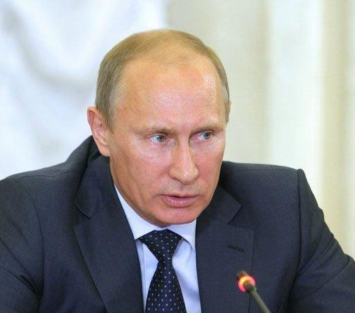 Vladimir Putin is admired by many Russian woman for his apparent virility