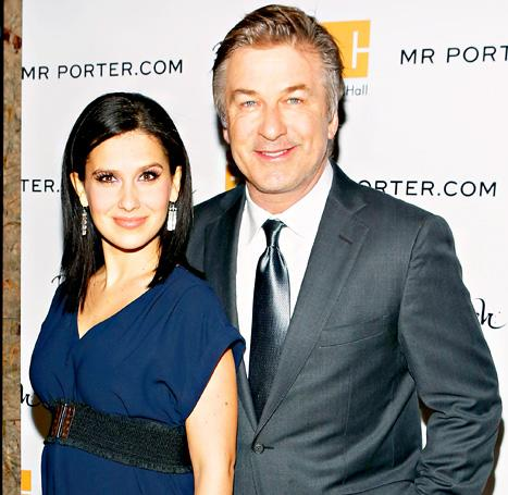Alec Baldwin's Wife Hilaria Baldwin Gives Birth to Baby Girl Carmen Gabriela!