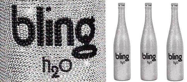 Bling H2O's - The Ten Thousand. Source: Trend Hunter