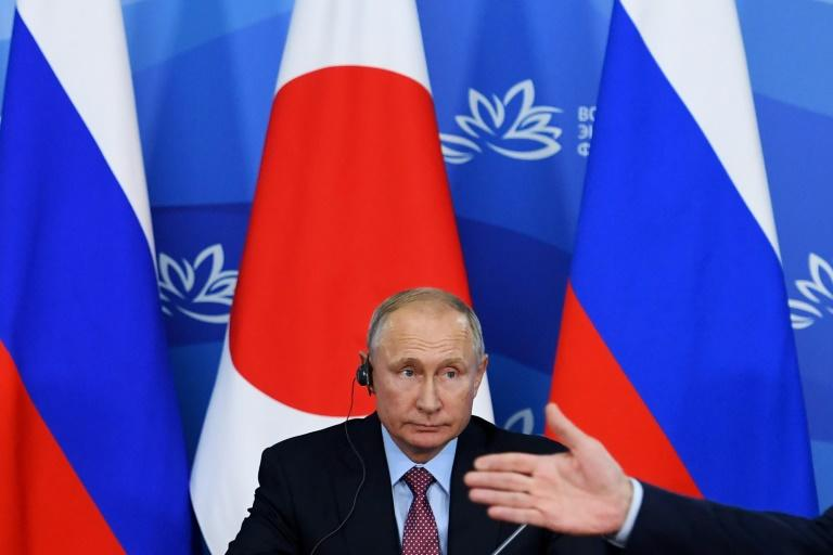 "Putin, speaking at an economic forum with Japan's Shinzo Abe and China's Xi Jinping in Vladivostok, said of the Salisbury suspects: ""We know who they are, we have found them."""