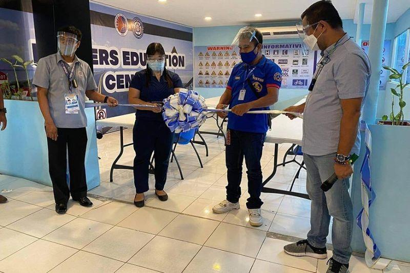 LTO 7 opens Drivers Education Center