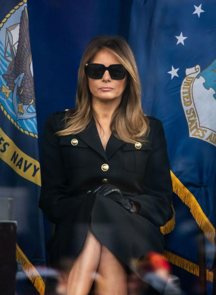 """<p>Melania Trump came under scrutiny after reports that she had used a personal email account (rather than an official White House account) to discuss items related to the presidential administration. Former White House ethics lawyer Richard Painter told <a href=""""https://www.washingtonpost.com/lifestyle/style/melania-trump-used-private-email-accounts-while-in-the-white-house-says-former-colleague-and-friend/2020/09/01/3f678ae2-eb3c-11ea-99a1-71343d03bc29_story.html"""" rel=""""nofollow noopener"""" target=""""_blank"""" data-ylk=""""slk:The Washington Post"""" class=""""link rapid-noclick-resp"""">The Washington Post</a> that, """"if she is doing United States government business, she should be using the White House email.""""</p>"""