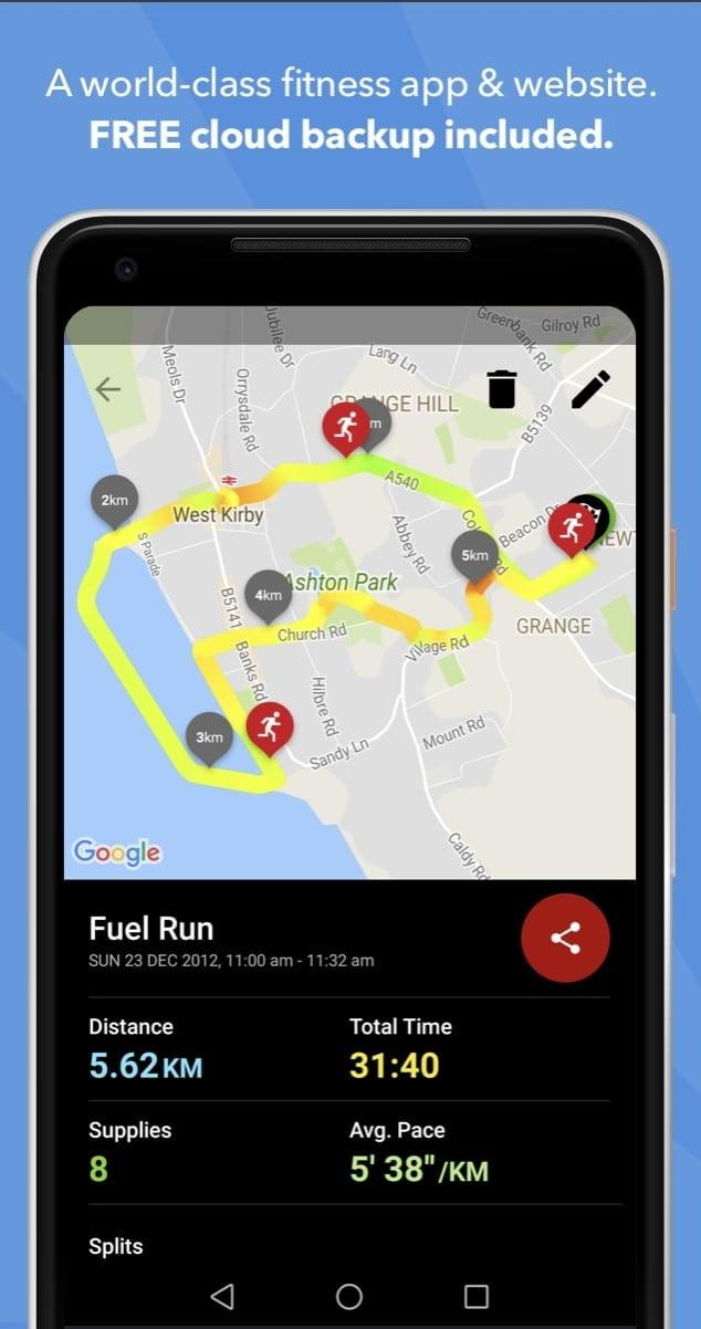 mejores apps android zombies run android2