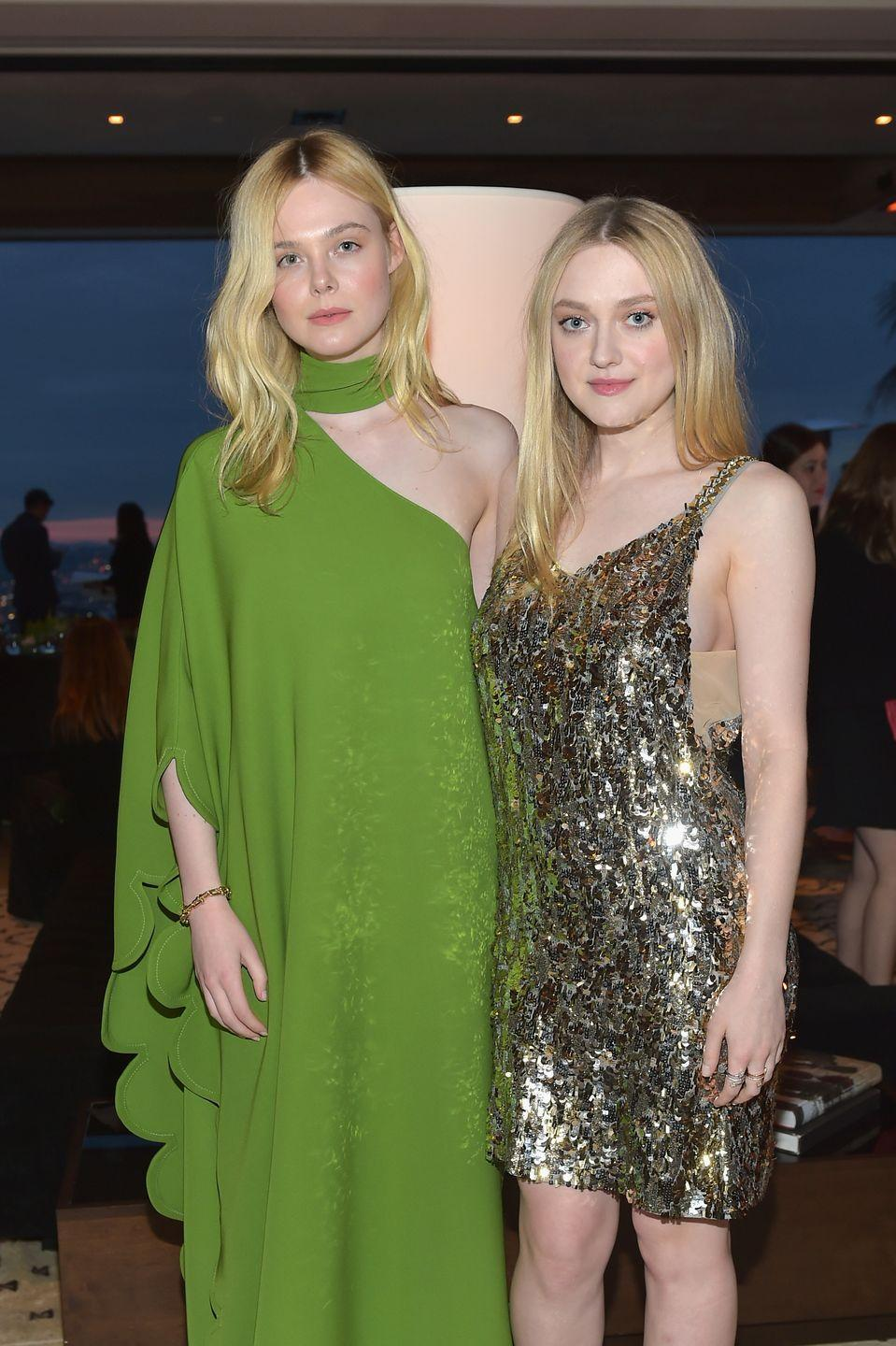 <p>From their fair skin and blonde hair to their notable red carpet fashion and impressive acting chops, the Fannings are Hollywood's ultimate power duo. After Dakota made a name for herself as a child star in the early aughts, her little sister Elle followed in her footsteps.</p>