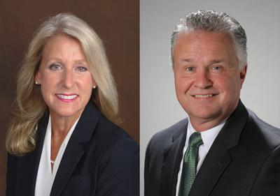 F.N.B. Equipment Finance promotes Donna Yanuzzi and R. Timothy Evans