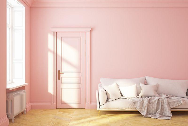 <p>Yes, it's time to accept that millennial pink is no longer on-trend. For a fresh look, consider hues like yellows or muted green tones, which can work well across a range of design styles. </p>