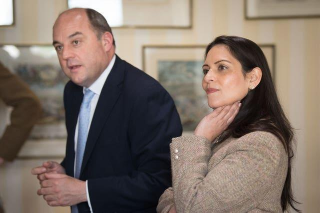 Defence Secretary Ben Wallace and Home Secretary Priti Patel have jointly backed the interpreters scheme