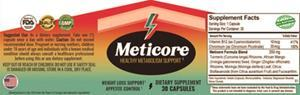 Meticore is safer then your daily multivitamin.