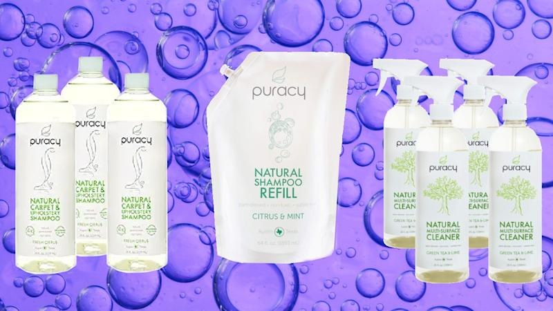Shop these chemical-free products up to 38 percent off. (Photo: Amazon)