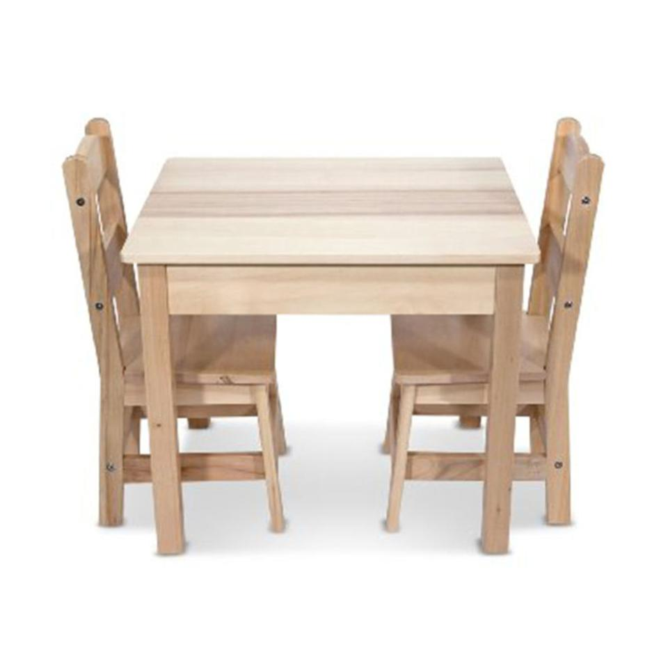 The Best Little Tables and Chairs for Your Toddler