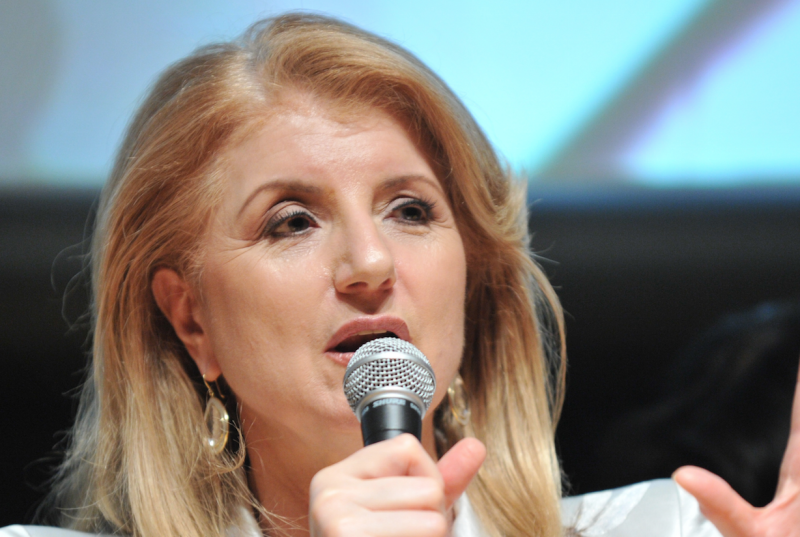 Arianna Huffington: My Daughter's Battle With Cocaine Has a Happy Ending