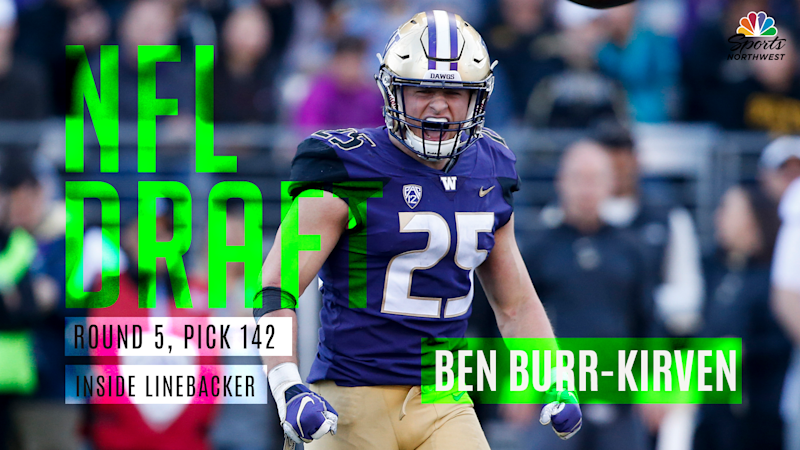 super popular 0d41f b9654 With the 142nd pick in the 2019 NFL Draft, the Seattle ...
