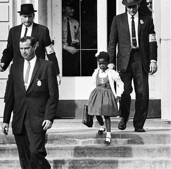 Today is the th anniversary of ruby bridges boundary