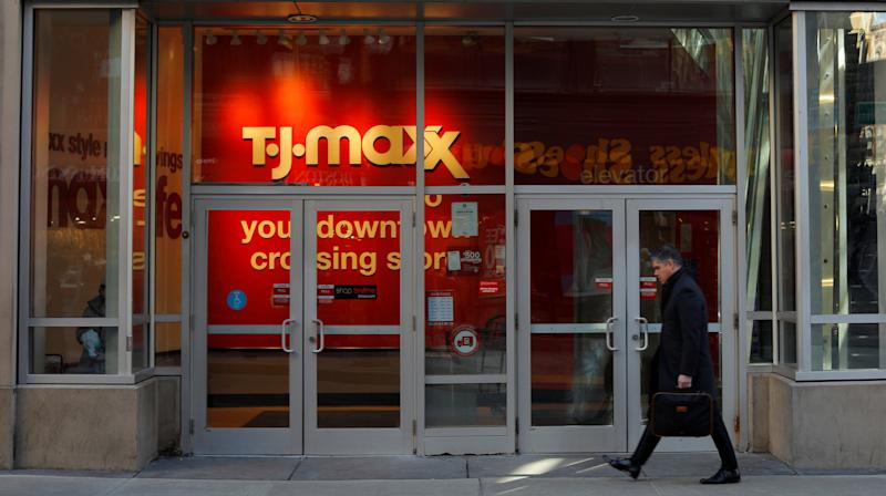 Owner Of TJ Maxx Is Still Paying Its Employees In Puerto Rico, Even Those Who Can't Work
