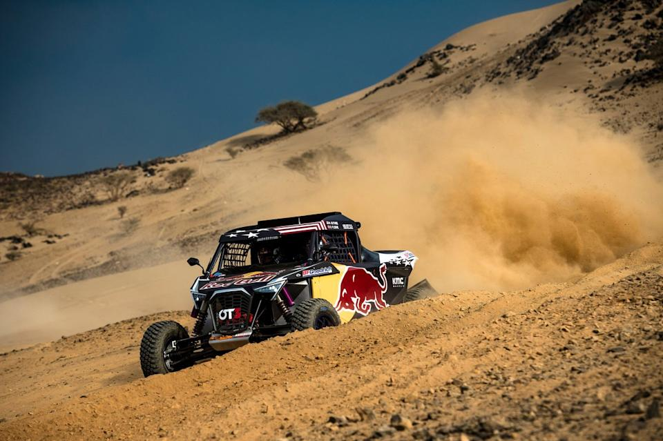 """#381 Red Bull Off-Road Team USA OT3: Mitchell Guthrie, Ola Floene<span class=""""copyright"""">Red Bull Content Pool</span>"""