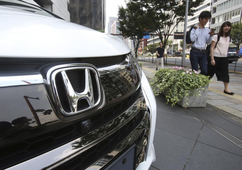 Japan Earns Honda