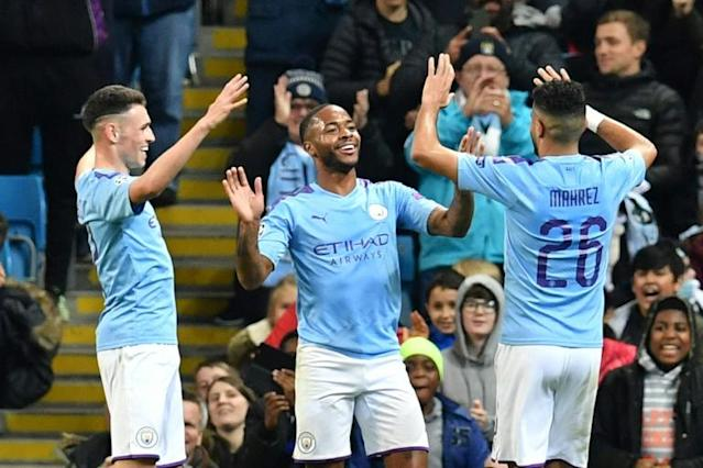 Manchester City could face huge pay-outs on players bonuses linked to Champions League qualification even if the two year European football ban is confirmed by CAS (AFP Photo/Paul ELLIS)