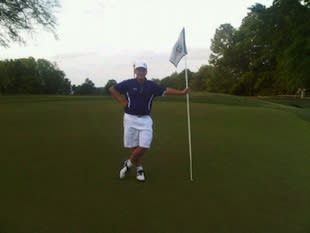 15-year-old Braden Thornberry, who shot a 61 on a PGA course — Thornberry photo