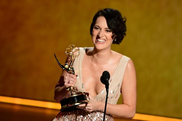 Phoebe Waller-Bridge won Emmys for best actress in a comedy and best comedy writing