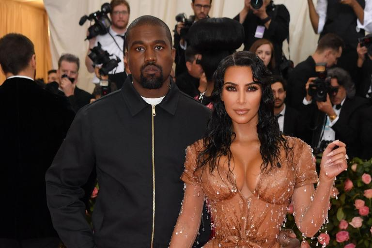 Kim Kardashian shares close-up of son Psalm – and hints at his middle name