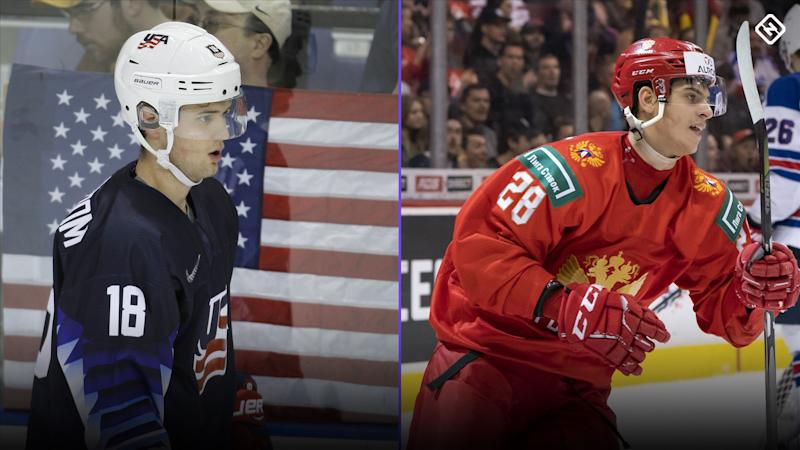 What Tv Channel Is Usa Vs Russia On Schedule Time For World Juniors 2020 Game
