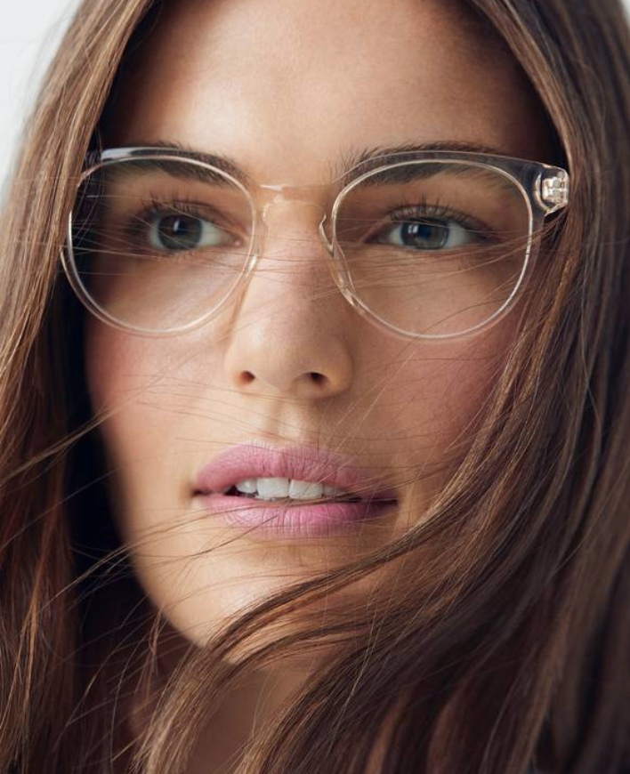 Life is better when you love your glasses. (Photo: Warby Parker)