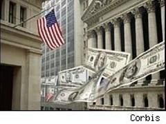 money and wall street