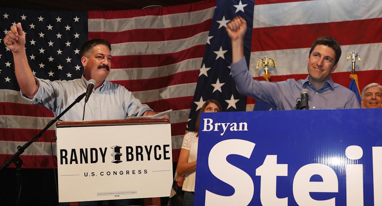Race for Paul Ryan's seat descends into family feud