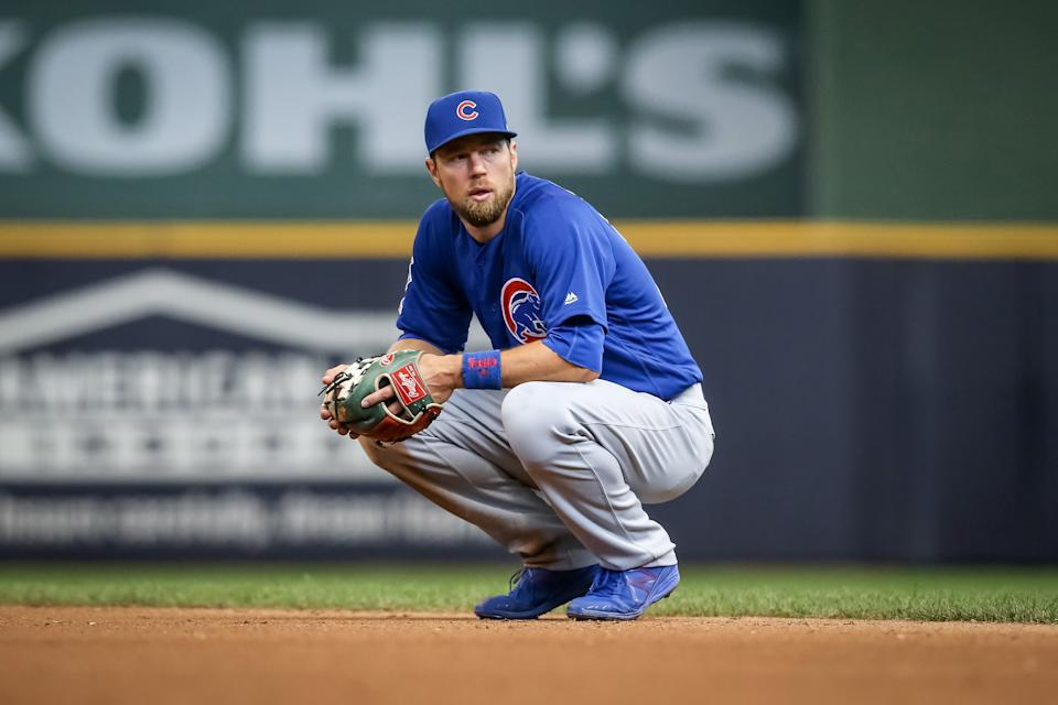 Ben Zobrist of the Chicago Cubs