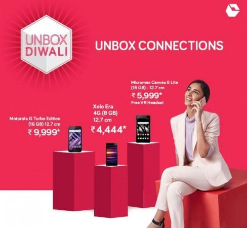 9362f0db2 Snapdeal Unbox Diwali 2016 v2.0 to go live this week  Apple iPhone 7