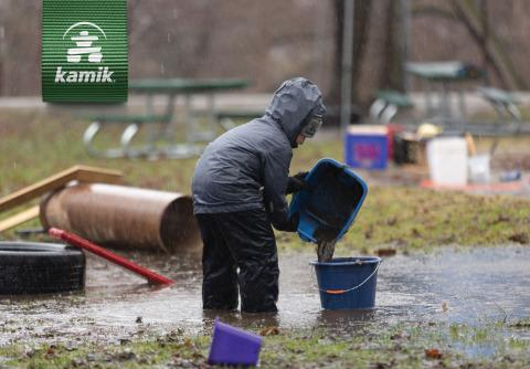Kamik Footwear and Earth Day Canada Bring Play Back to Toronto Students