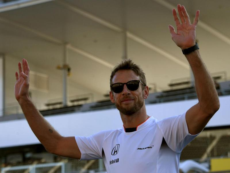 Button's return was the talk of the paddock (Getty)