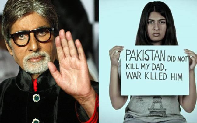 Amitabh Bachchan on Gurmehar Kaur row: Be ready for trolls and abuses on social media
