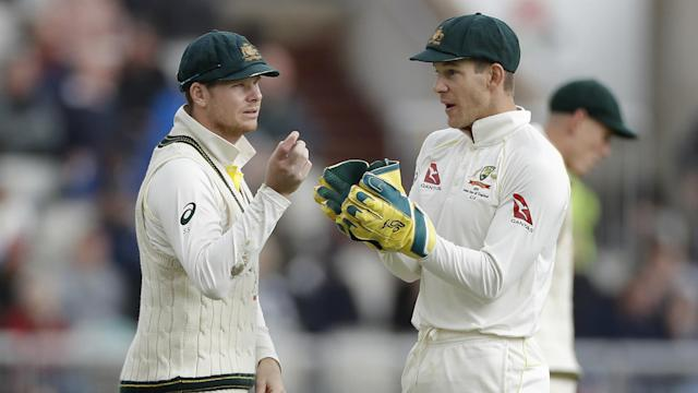Australia captain Tim Paine reminded the squad of their responsibilities after high-profile reprimands for Steve Smith and James Pattinson.