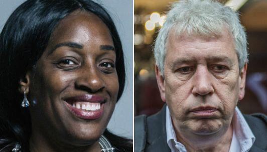 <strong>Kate Osamor and&nbsp;Rod Liddle</strong> (Photo: HuffPost UK)