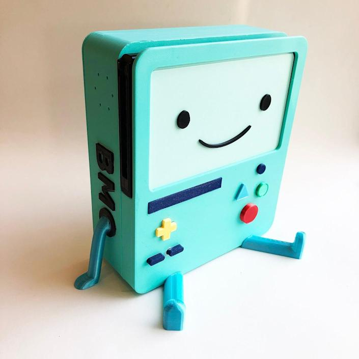 <p>This <span>BMO Nintendo Switch Charging Station Dock Stand</span> ($150) brings a lot of personality to your gaming essentials.</p>