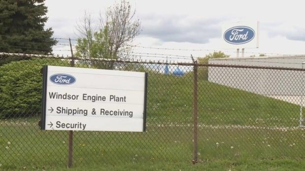 According to D'Agnolo, hiring at the Ford plant hasn't been open to the public in about 20 years.