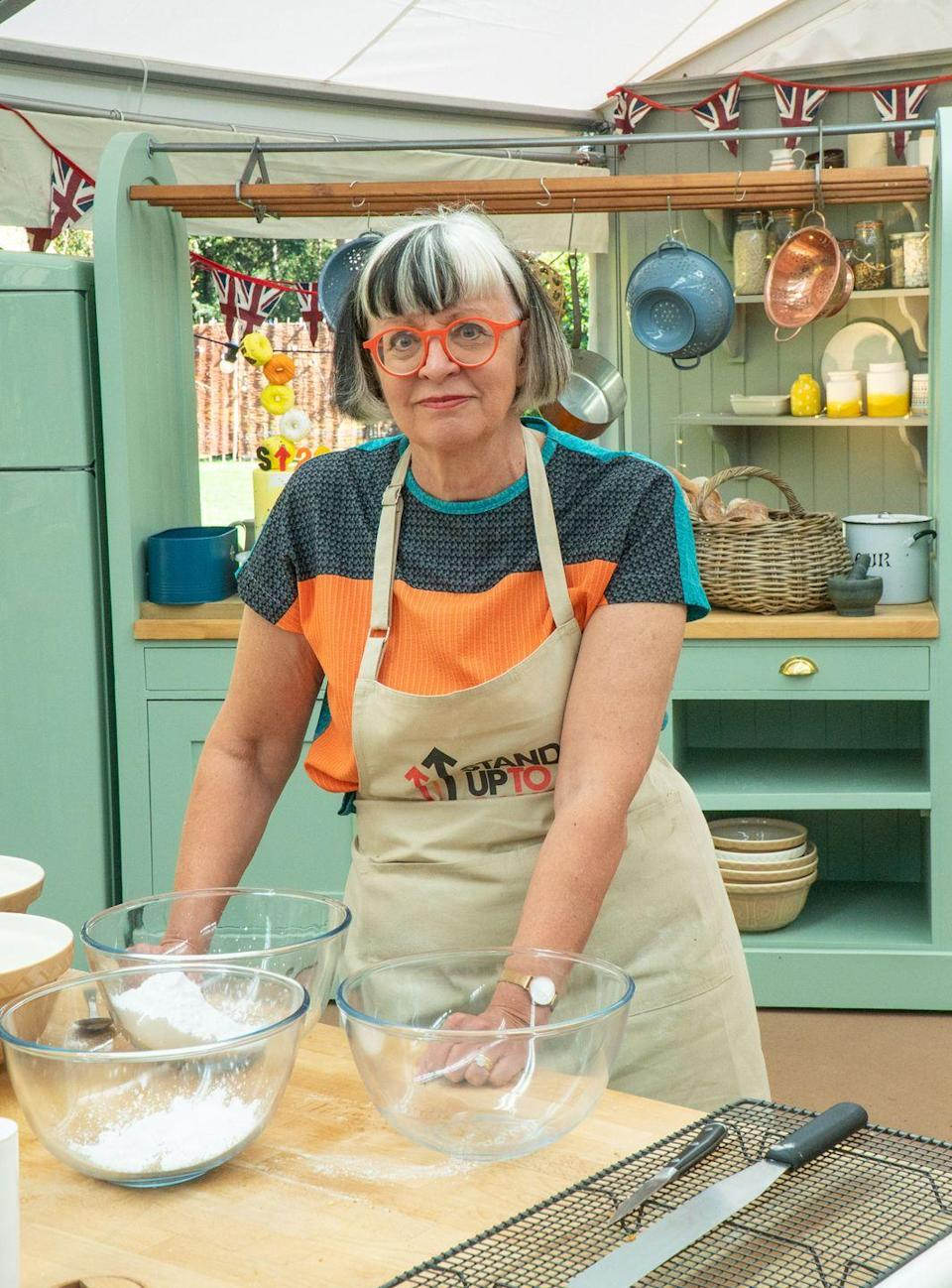 <p>Author and broadcaster Philippa is married to artist Grayson Perry.</p>