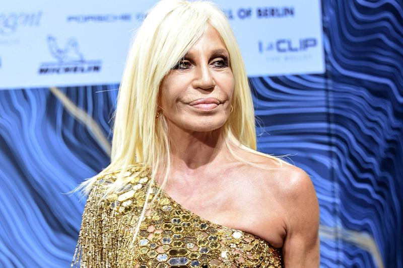 Donatella Versace Apologizes for Shirt That Sparked Outrage in China