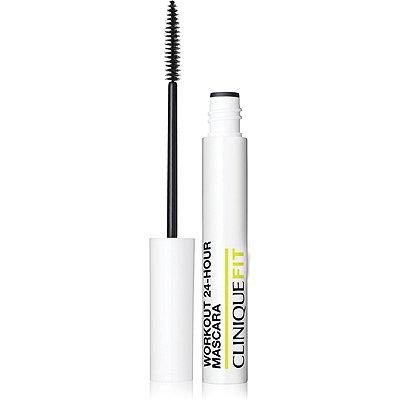 For long, dark lashes, try CliniqueFIT Workout 24-Hour Mascara. (Photo: Clinique)
